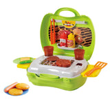 Playgo MY CARRY ALONG BARBEQUE 22 pcs