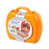 Playgo MY CARRY ALONG PIZZA SHOP 21 pcs