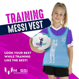 Messi Time Zone Plus Training Set - Girls