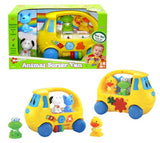 Navystar Animal Sorter Van