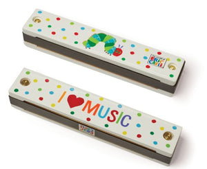 Kids Preferred The Very Hungry Caterpillar WOOD HARMONICA
