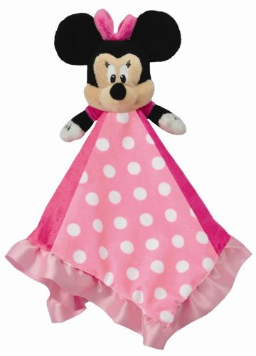 Disney Baby: Minnie Mouse Snuggle Blanky by Kids Preferred
