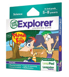 LeapFrog  Disney Phineas and Ferb Learning Game