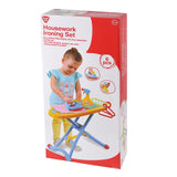 MY HOUSEWORK IRONING SET - 6 PCS  by Playgo