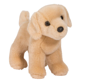 Douglas Cuddle Toys  ZACH the YELLOW LAB DOG