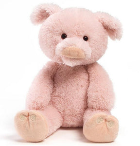 """Gund 10"" Plush This Little Piggy Interactive Talking Plush"""
