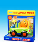 Megcos Toys Light and Sound Cement Truck  ~BRAND NEW~