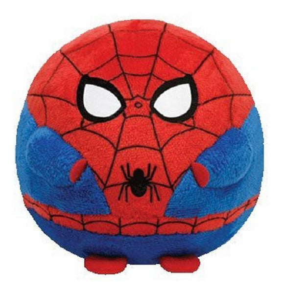 TY Beanie Ballz 8'' Medium Size Plush SPIDERMAN