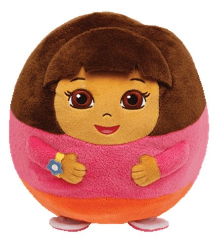 Ty Dora The Explorer 5'' Plush Ballz