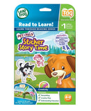 LeapFrog Book LeapReader Book: Pet Pals Sticker Story Time