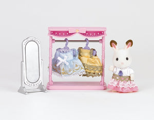 Calico Critters DRESSING AREA