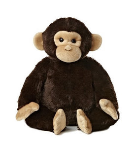 """Aurora World 14"""" Plush DESTINATION NATION, CHIMP"""