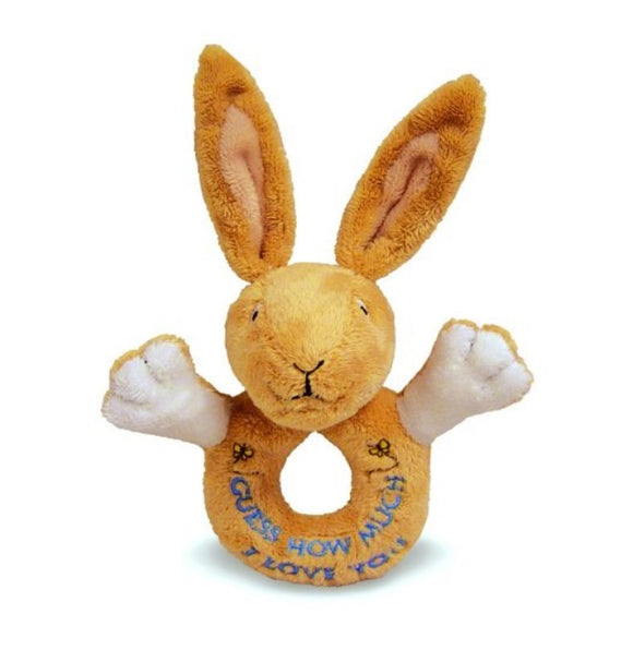 Kids Preferred Guess How Much I Love You: Loop Rattles
