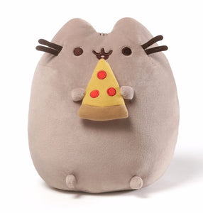 "Gund 9.5"" Pusheen Snackable, Pizza"