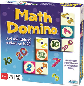 Math Domino Game by Kod Kod