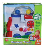 Navystar Musical Train Set