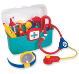 Kids Toy Carry Along Doctor Medical Kit by Megcos ~NEW~