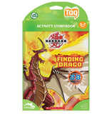 LeapFrog Book LeapFrog Tag Activity Storybook Bakugan: Finding Drago