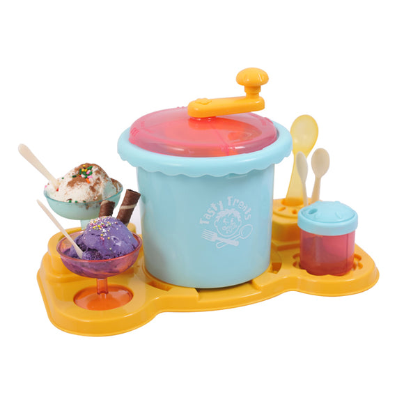 TWIST & TASTE ICE CREAM MAKER