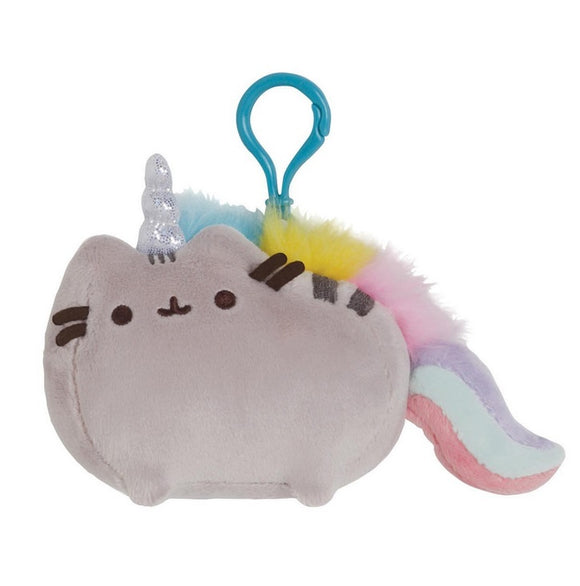 Gund Pusheen Backpack Clip - Pusheenicorn