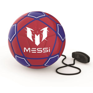Messi Pro Training Ball  Size 3 (Blue/Red)