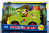 Megcos Toys Musical Toy Safari Explorer  ~BRAND NEW~