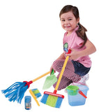 Playgo My Cleaning Set, 7-Piece