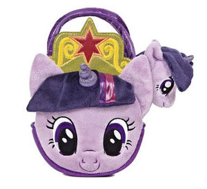 """Aurora World Princess Twilight Sparkle Carrier 6.5""""  """