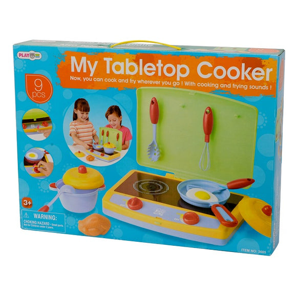 Playgo My Tabletop Cooker, 9-Piece