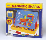 Megcos Toys Magnetic Shapes 84 pieces  ~BRAND NEW~