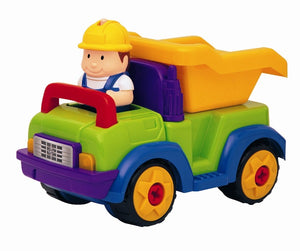 Megcos Toys Build-and-Play Dump Truck  ~BRAND NEW~