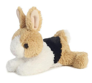Aurora World Dutch Bunny Mini Flopsie 8""