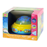 MUSICAL SUMMER DREAM NIGHT LIGHT