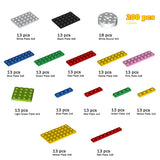 Authentic LEGO® Building Bricks Assortment 200 Pieces SET 1