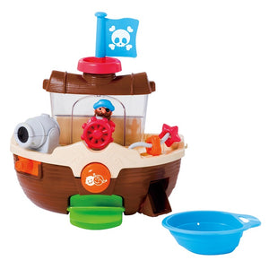 Playgo Water Piracy Bath Toy Pirate Ship PG2405
