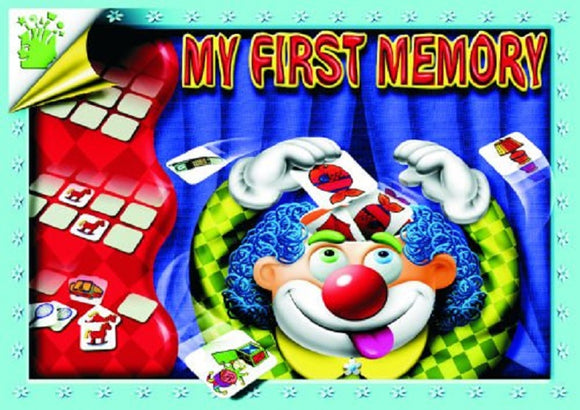 Orda Games-My First Memory