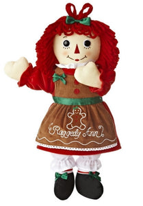 Aurora World Ginger 'n Spice Raggedy 16 Ann Doll