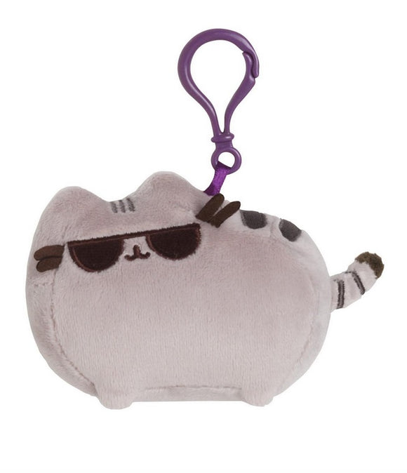 Gund Pusheen Backpack Clip 4.5 Sunglasses