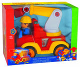 Megcos Toys Build-And-Play Fire Engine ~BRAND NEW~