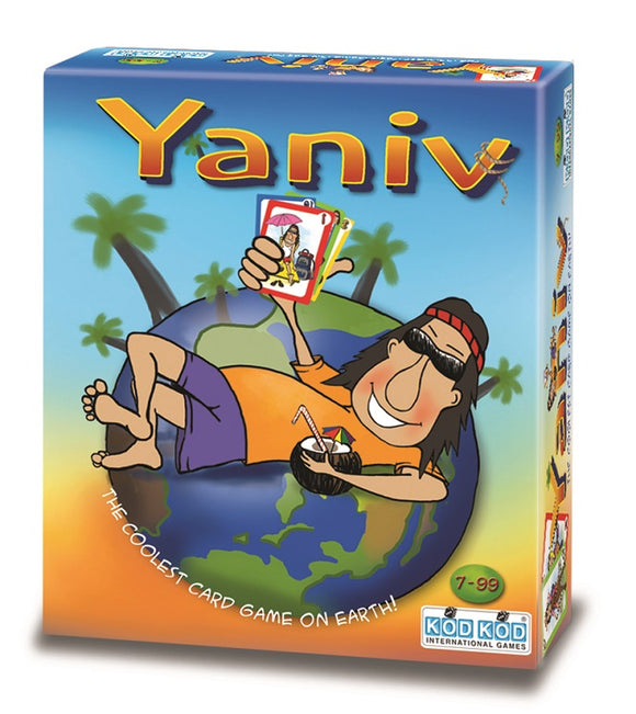 YANIV Family Card Game