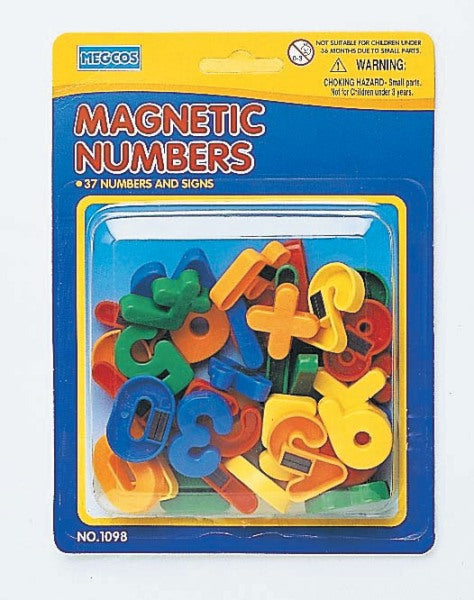 Megcos Toys Magnetic Learn to Count Numbers ~BRAND NEW~