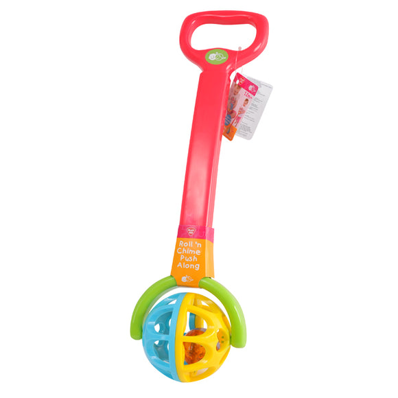 ROLL'N CHIME PUSH ALONG (Detachable Chime Ball)