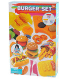 PlayGo Burger Set