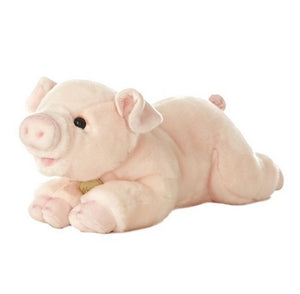 """Aurora World Miyoni Pig 16"""" Plush"""