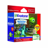 LeapFrog Disney Pixar Monsters University Learning Game +  Free Collectible Toy