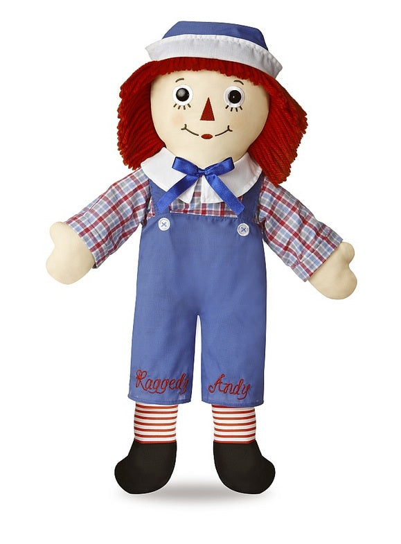 Aurora World Raggedy Andy Classic Doll 25