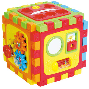 ACTIVITY CUBE ACTIVITY PLAYMAT