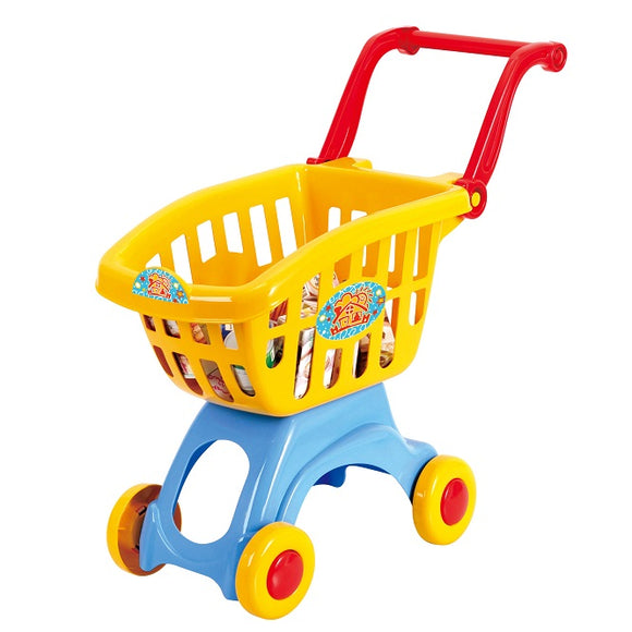 Playgo My Little Shopping Cart New Sku PG3238