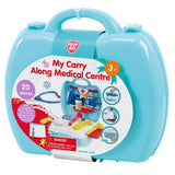 PlayGo MY CARRY ALONG MEDICAL CENTRE - 20 PCS