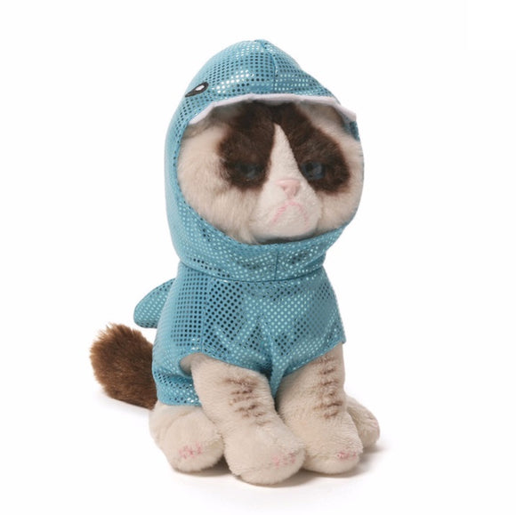Gund Grumpy Cat  MINI SHARK